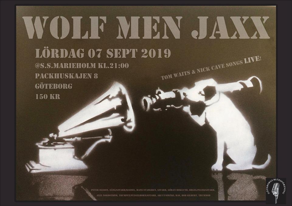Wolf Men Jaxx