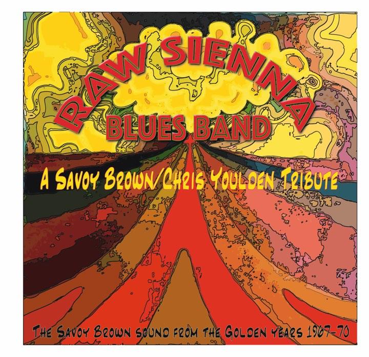 Raw Sienna Blues Band